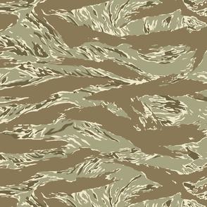 Desert Tiger Stripe Camo