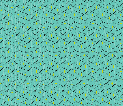 diamond haircut fabric by darcibeth on Spoonflower - custom fabric