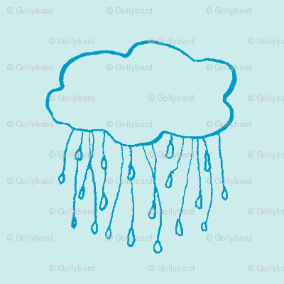 rain cloud sky