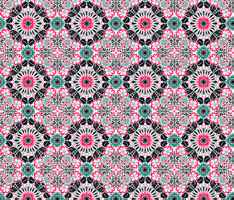 HAWAII fabric by kezia on Spoonflower - custom fabric
