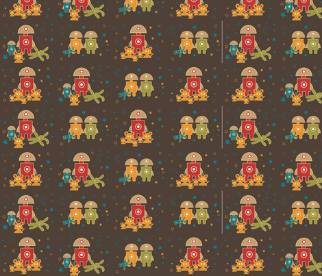 Sweet Dreams fabric by haakjesluiten on Spoonflower - custom fabric