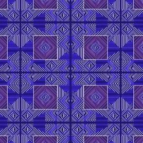 framed tiles