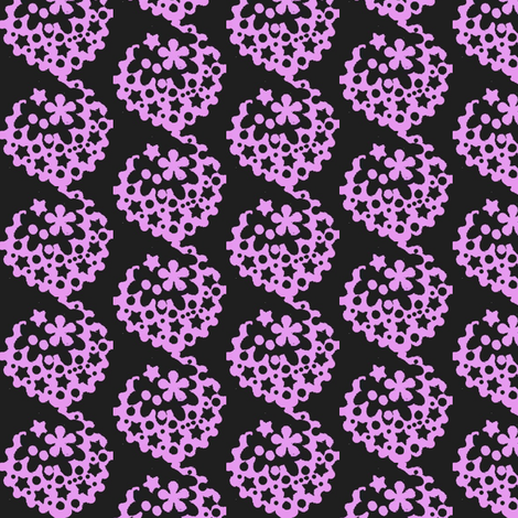 Lacy Helices fabric by boris_thumbkin on Spoonflower - custom fabric
