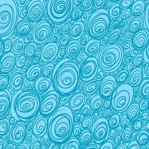 curly swirl