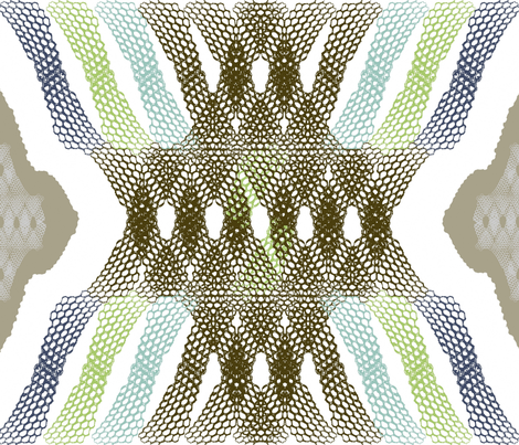 snakeskin_pattern fabric by bosun on Spoonflower - custom fabric