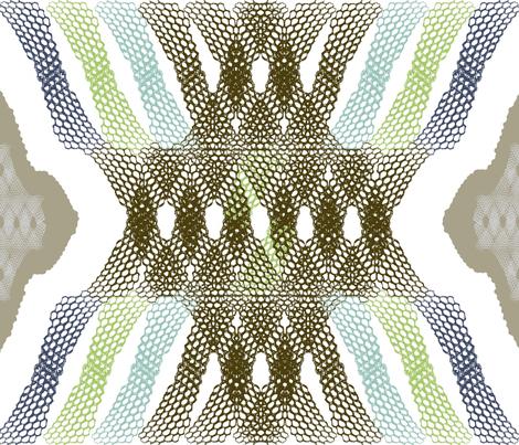 snakeskin_pattern fabric by bosun on Spoonflower - custom fabric