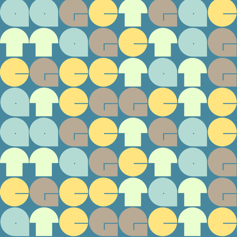 bioAlpha_01-2_aqua_ fabric by aperiodic on Spoonflower - custom fabric