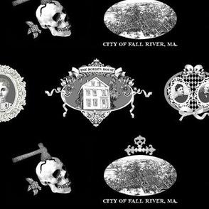 Bare Bones Lizzie Borden Toile