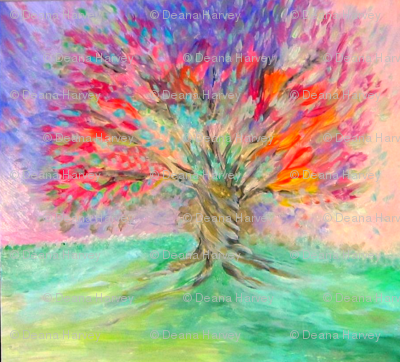 Tree of Life 1 yard