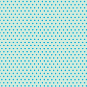 Polka Dots Blue