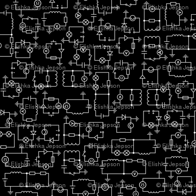 Electric Circuits (Black)
