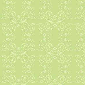 Victorian Sage Floral