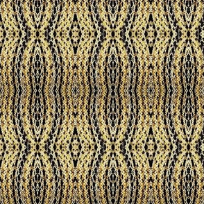 Garter Snake Skin Weave