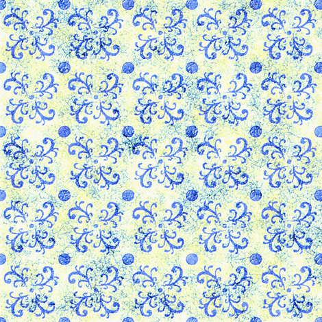 blueswirl fabric by cgroninga on Spoonflower - custom fabric