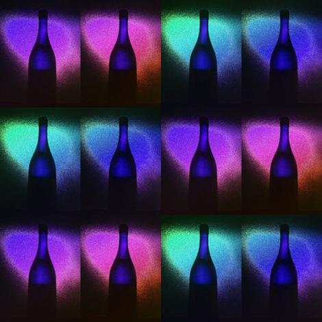 bottle variations fabric by y-knot_designs on Spoonflower - custom fabric