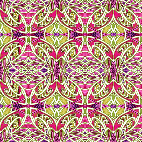 World of Spades fabric by edsel2084 on Spoonflower - custom fabric