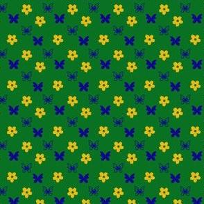 butterfly-flower