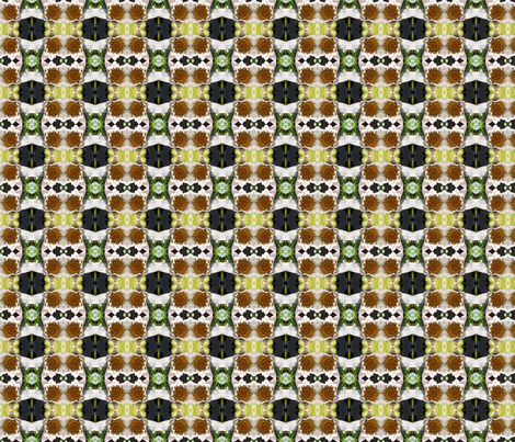 Flower Power fabric by gail_deleon on Spoonflower - custom fabric