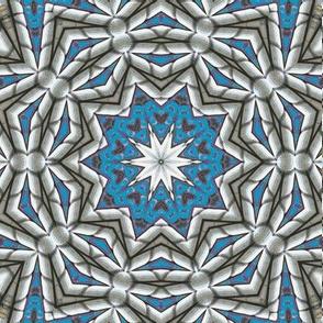 Moroccan Moons Mosaic