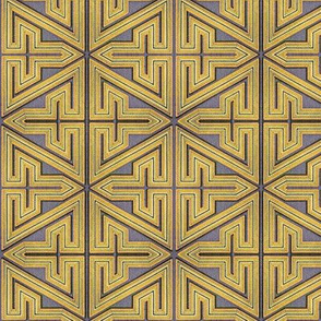 Ancient geometric design