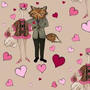 Foxy Hearts