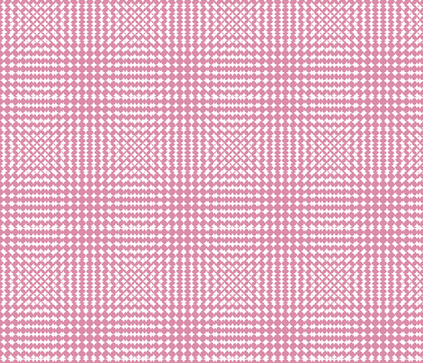 Op Moire - Pink fabric by gracemellow on Spoonflower - custom fabric