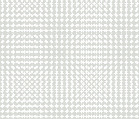 Op Moire - Gray fabric by gracemellow on Spoonflower - custom fabric