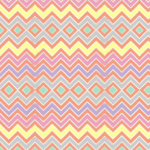 Hippie Tribal Chevron