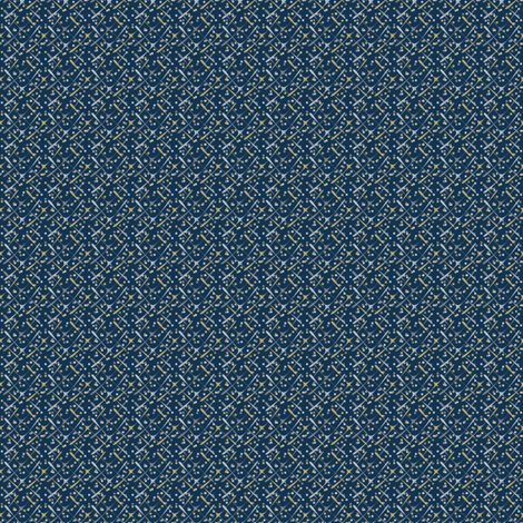 bluesie_effervescence fabric by glimmericks on Spoonflower - custom fabric