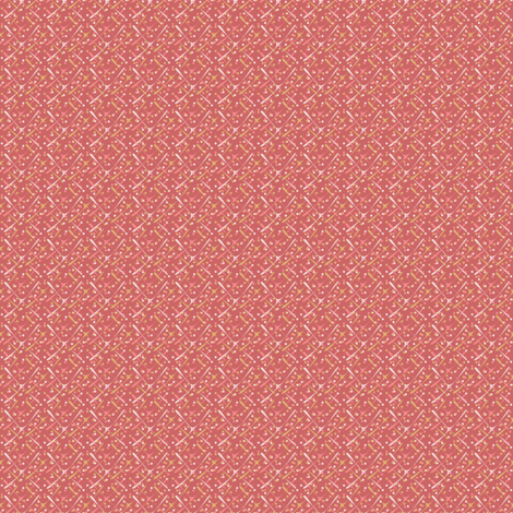 Coral_effervescence fabric by glimmericks on Spoonflower - custom fabric