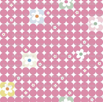 Floral Dot