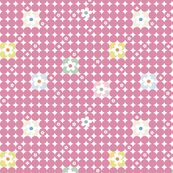 Floral Dot