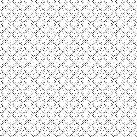 Tufty  fabric by glimmericks on Spoonflower - custom fabric