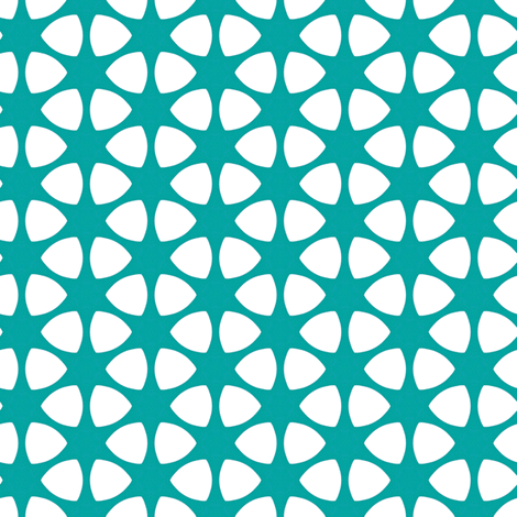 Van Asch Blue fabric by stoflab on Spoonflower - custom fabric