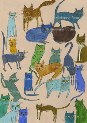 Cats Galore