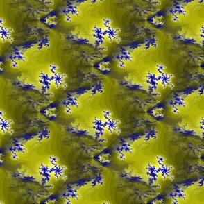 chain link fractal fence