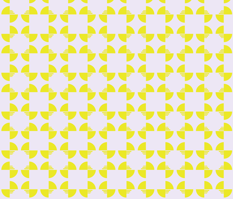 circled square fabric by anieke on Spoonflower - custom fabric