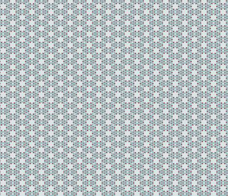 mariscrap_blue_Xmas_paper2 fabric by mariscrap on Spoonflower - custom fabric