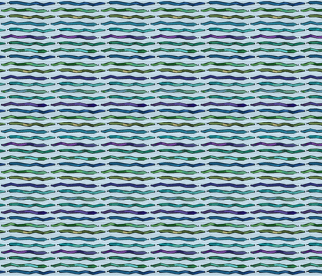 SketchySnakes-cool fabric by melhales on Spoonflower - custom fabric
