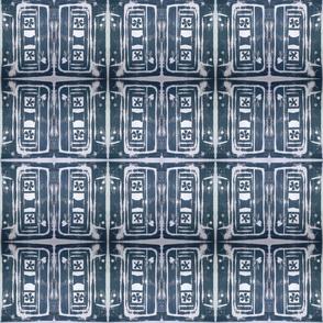 square cassette
