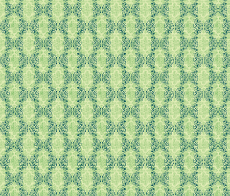rose trellis fabric by keweenawchris on Spoonflower - custom fabric