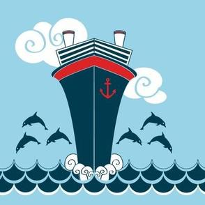 deco ship