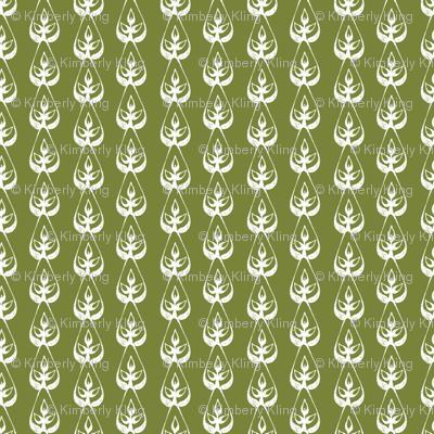 Green Agave Flower