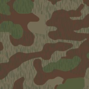Splinter 44 Camo, Soft Edges