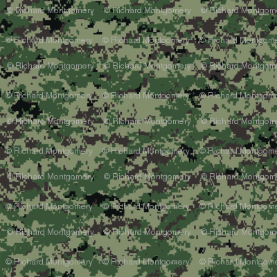 Sixth Scale Russian SURPAT SpecOps Digital Camo