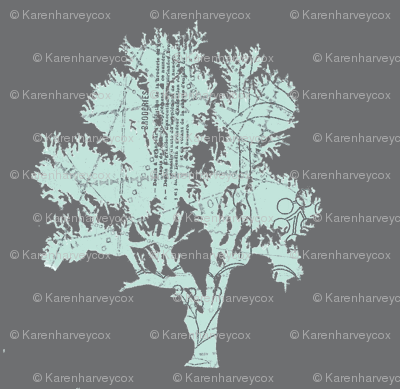 Parisian Patterned Forest on white-ed-ch