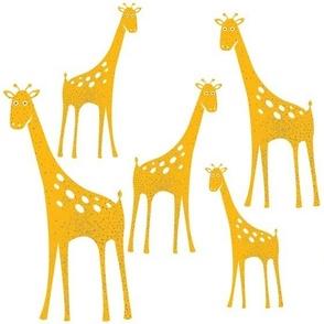 TPD Yellow Giraffe