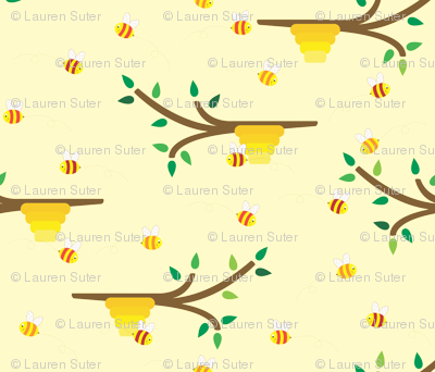 Summer Buzzing