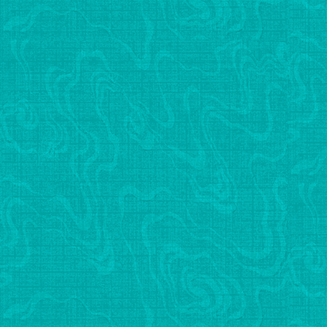 Sea Foam - Turquoise blue and light gray fabric by materialsgirl on Spoonflower - custom fabric