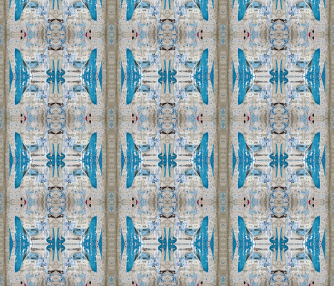 Regression at St. Augustin, Paris fabric by susaninparis on Spoonflower - custom fabric